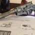 Captain Mals Pistol from Serenity/Firefly print image