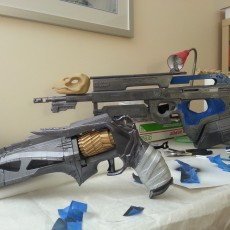Picture of print of Thorn from Destiny This print has been uploaded by Ryan Leal