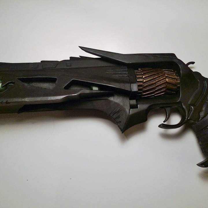 Picture of print of Thorn from Destiny This print has been uploaded by DoktrMike