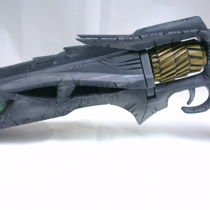 Picture of print of Thorn from Destiny This print has been uploaded by Sam Lewis