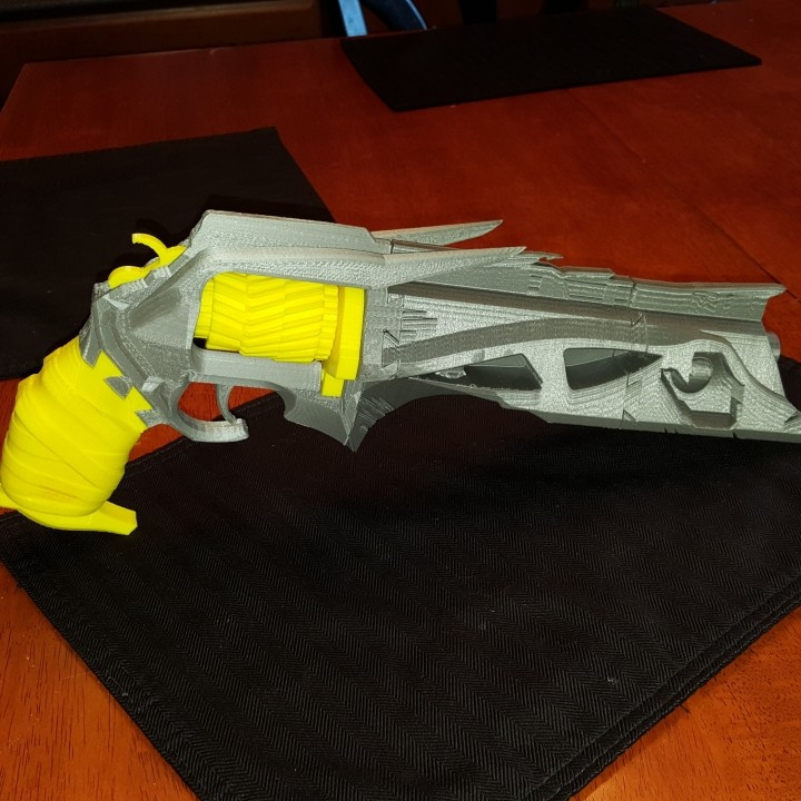 Picture of print of Thorn from Destiny This print has been uploaded by Greg Thomas