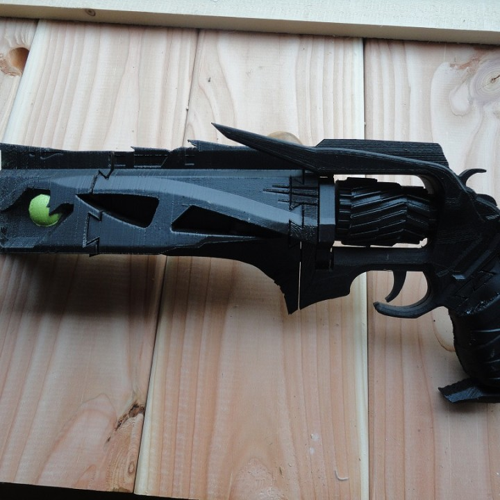 Picture of print of Thorn from Destiny This print has been uploaded by Luuk Beentjes