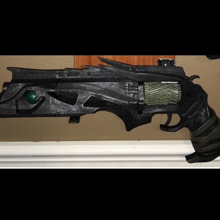 Picture of print of Thorn from Destiny This print has been uploaded by JokerBingo