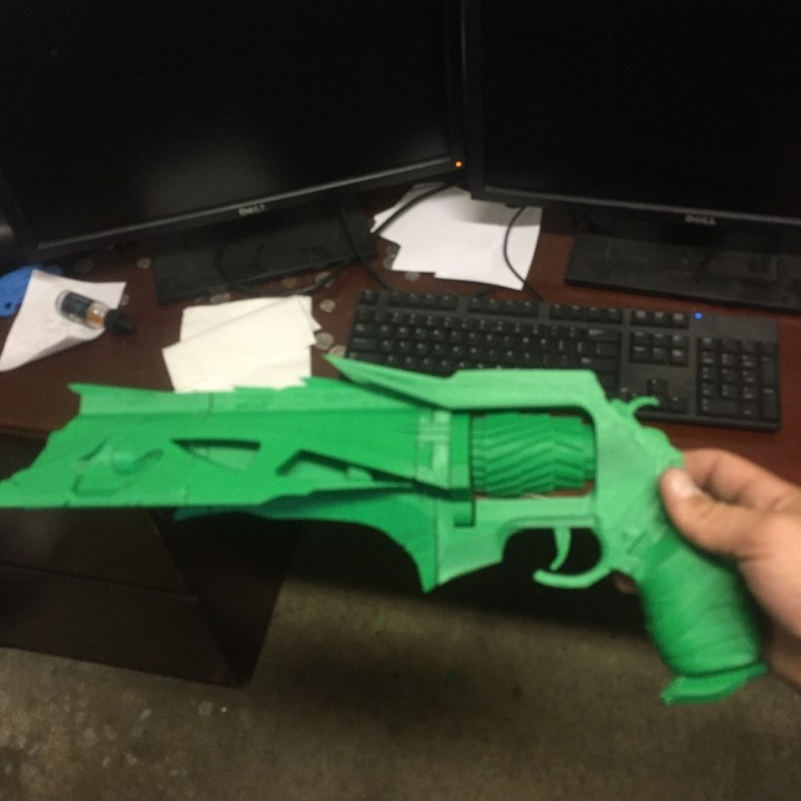 Picture of print of Thorn from Destiny This print has been uploaded by wes godman