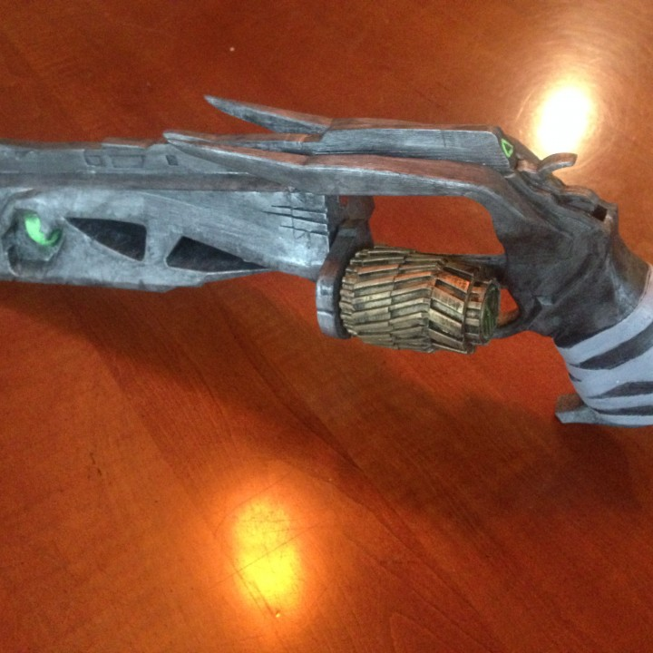 Picture of print of Thorn from Destiny This print has been uploaded by Jonathon McCormack