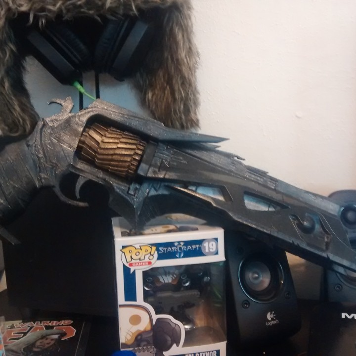 Picture of print of Thorn from Destiny This print has been uploaded by Tony Winslow