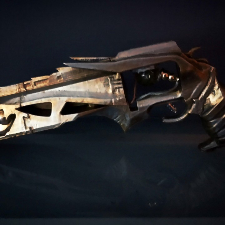 Picture of print of Thorn from Destiny This print has been uploaded by Dan Snow