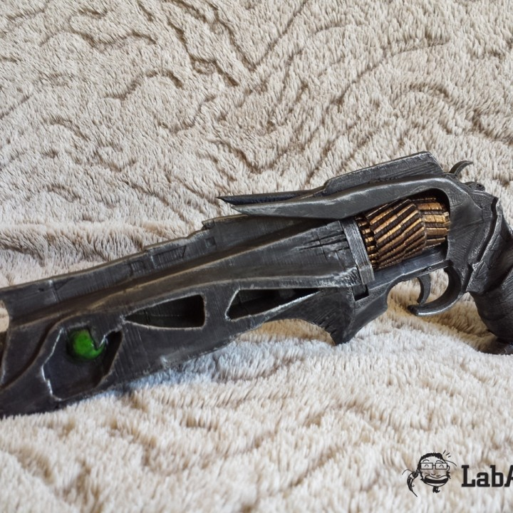 Picture of print of Thorn from Destiny This print has been uploaded by Beard Gurvan