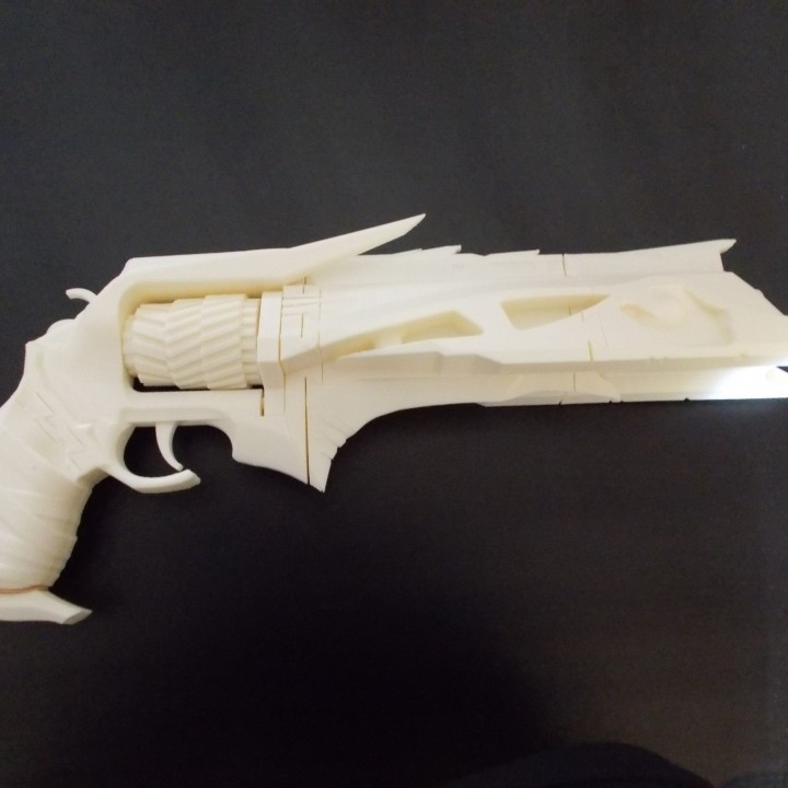 Picture of print of Thorn from Destiny This print has been uploaded by Bernardo Bertilorenzi