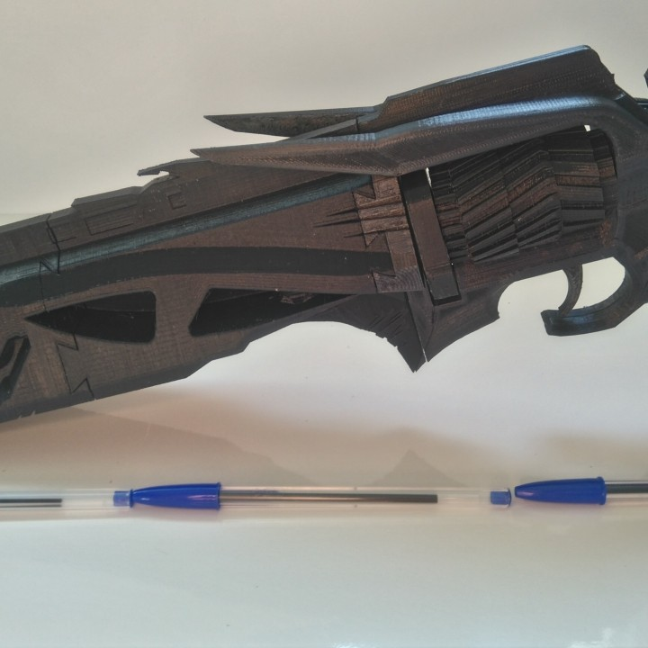 Picture of print of Thorn from Destiny This print has been uploaded by Didier Pérez Bastón