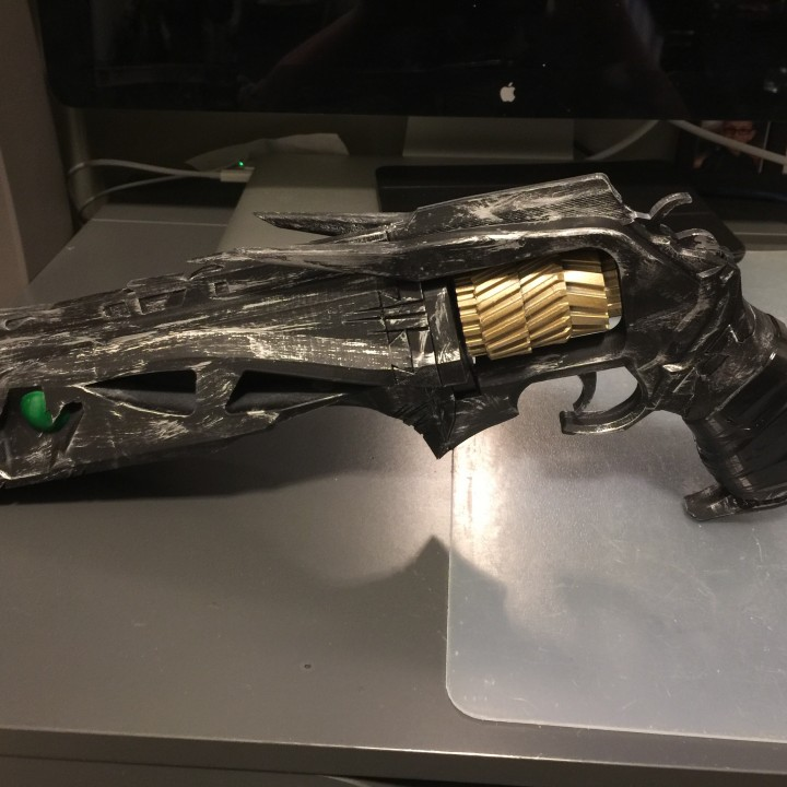 Picture of print of Thorn from Destiny This print has been uploaded by Adrian Rivera