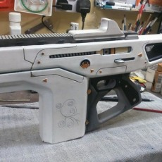 Picture of print of Monte Carlo Auto Rifle From Destiny