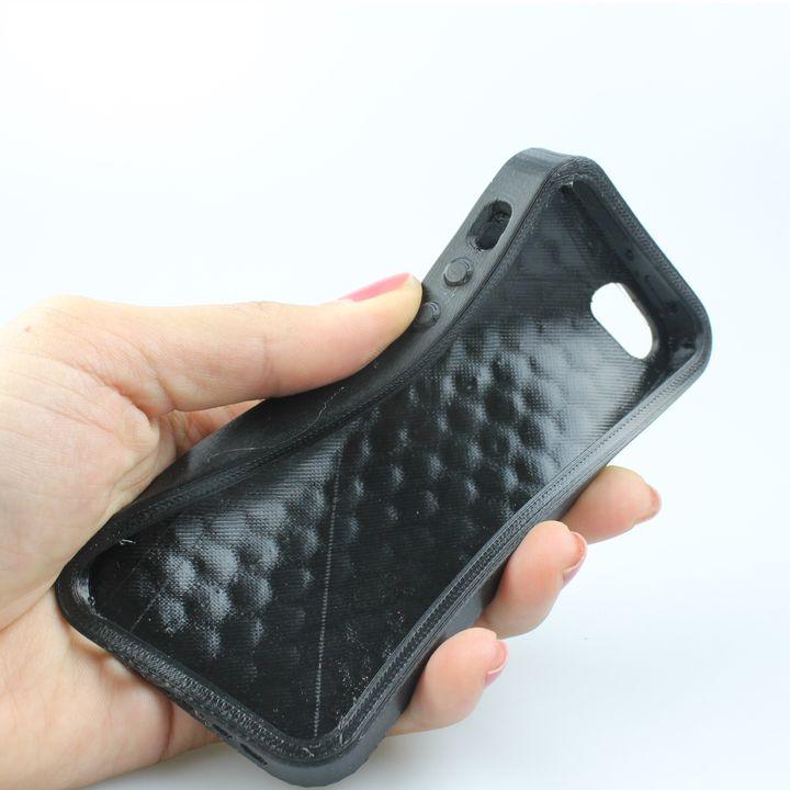 Coque iphone 5, 5S, ninjaflex