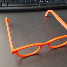 Picture of print of Wayfarer Glasses