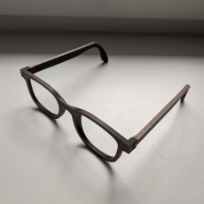 Picture of print of Wayfarer Glasses