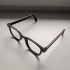 Wayfarer Glasses print image