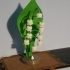 Lily of the valley lamp image