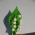 Lily of the valley lamp print image