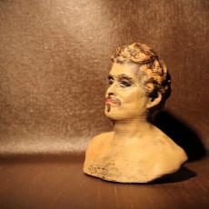Picture of print of Portrait of Honoré de Balzac