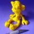 Tecnoscimmiati Monkey print image