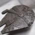 Millenium Falcon (Star Wars) print image