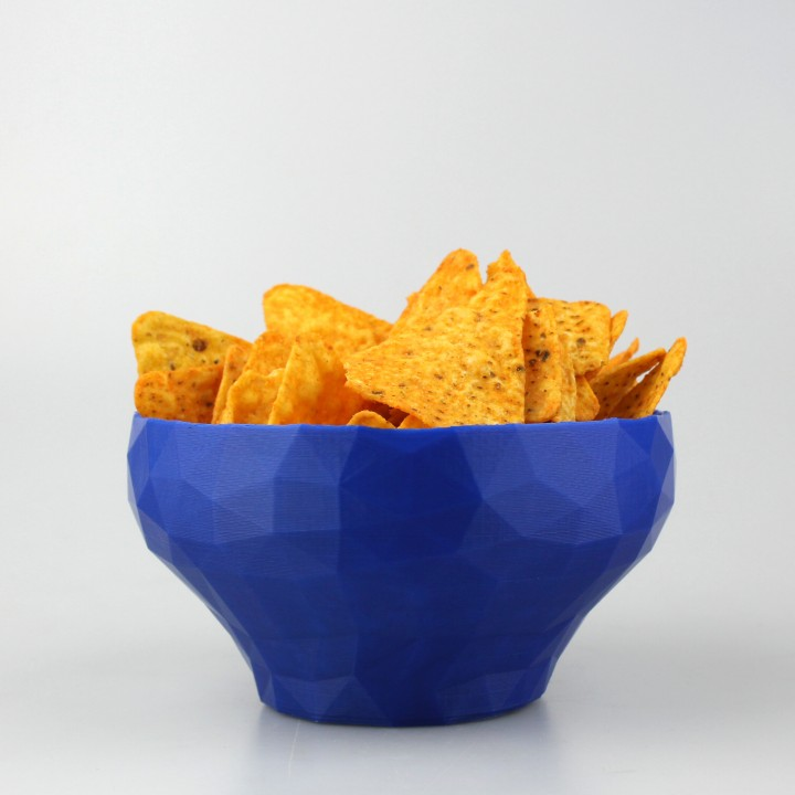 Low Poly Bowl