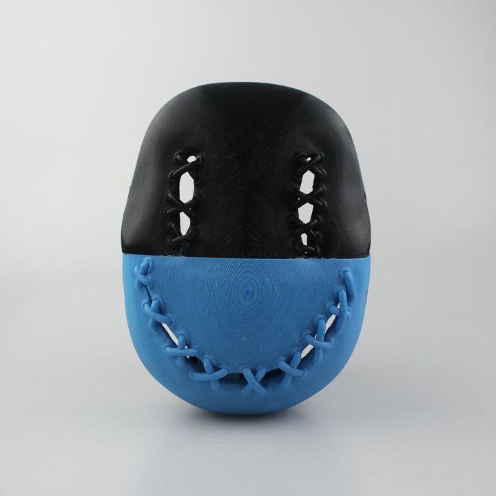 Smiley Mask- Horror Mask