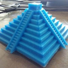 Picture of print of Chichenitza This print has been uploaded by INVENTIVE 3D