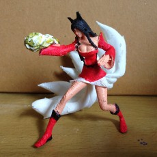 Picture of print of Ahri - League of Legends