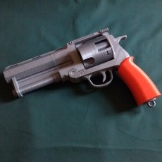 Picture of print of Hellboy's Handgun - Good Samaritan This print has been uploaded by J R Cresser