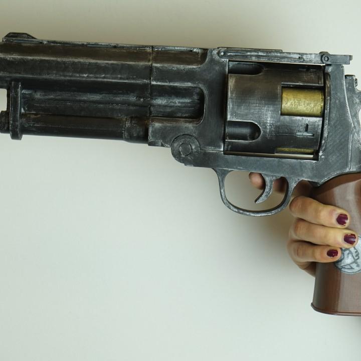 Hellboy's Handgun - Good Samaritan