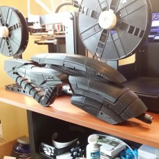 Picture of print of Geth Rifle - Mass Effect