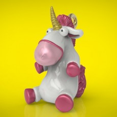 Picture of print of Unicorn