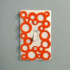 Decorative switch-plate