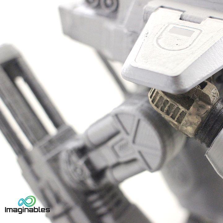 ED209 from Robocop