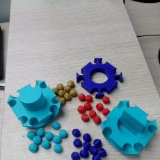 Picture of print of 3D Combination Puzzle