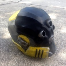 Picture of print of Wearable Third Man Destiny Helmet This print has been uploaded by Jonathon McCormack