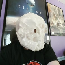 Picture of print of Wearable Third Man Destiny Helmet