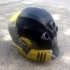 Wearable Third Man Destiny Helmet print image