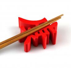 Chinese New Year - Chopstick Rest - Health