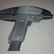 Picture of print of Star Trek Assault Phaser