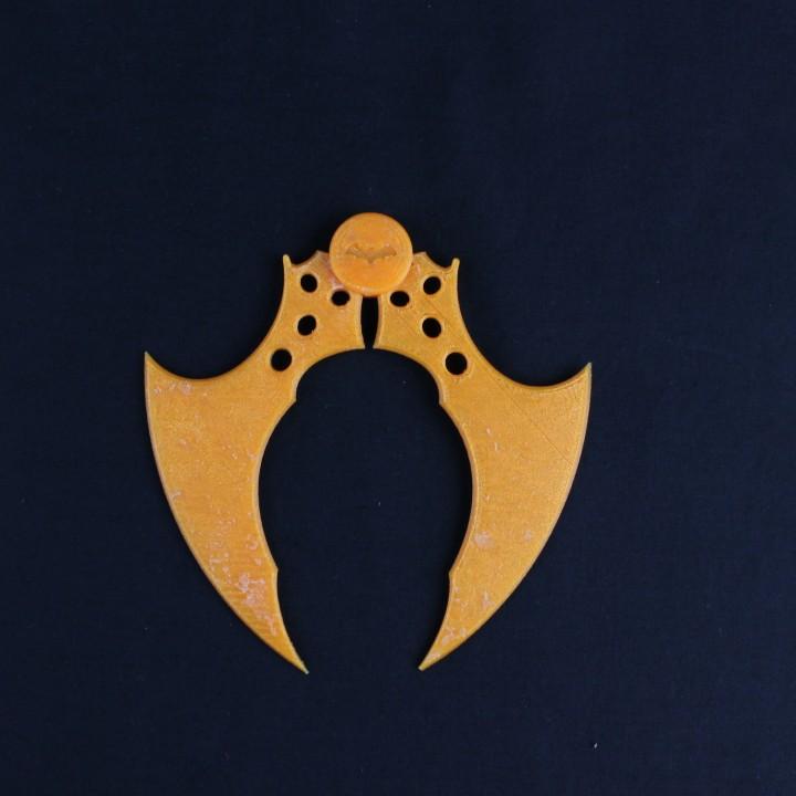 Arkham City Batarang