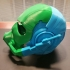 Ant-Man Helmet Wearable print image