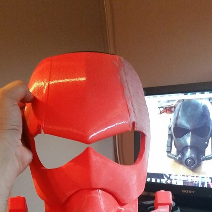 Picture of print of Ant-Man Helmet Wearable This print has been uploaded by Ann Rosario