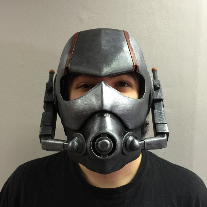 Picture of print of Ant-Man Helmet Wearable This print has been uploaded by zac shing