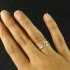 I Love U More Valentines Ring for Her image
