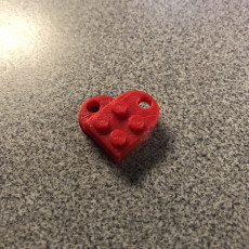 Picture of print of HeartS