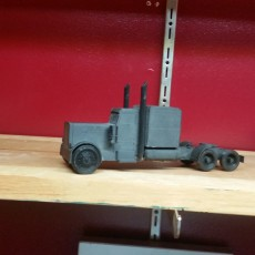 Picture of print of Peterbilt Model Truck This print has been uploaded by ArcLight3d