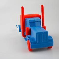 Peterbilt Model Truck