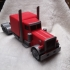 Peterbilt Model Truck print image